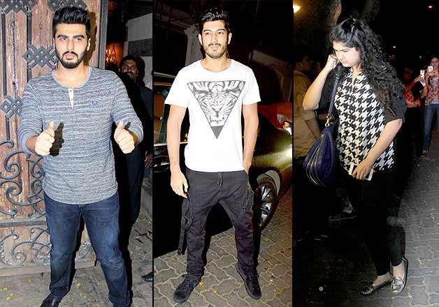 Anil Kapoor hosts special screening of Dil Dhadakne Do trailer for Bollywood friends