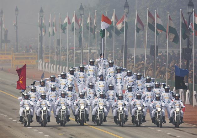 67th Republic Day parade: A splendid display of Culture, Defence & Diversity