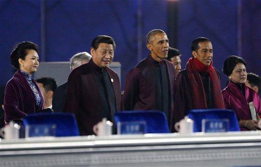 APEC Summit in China