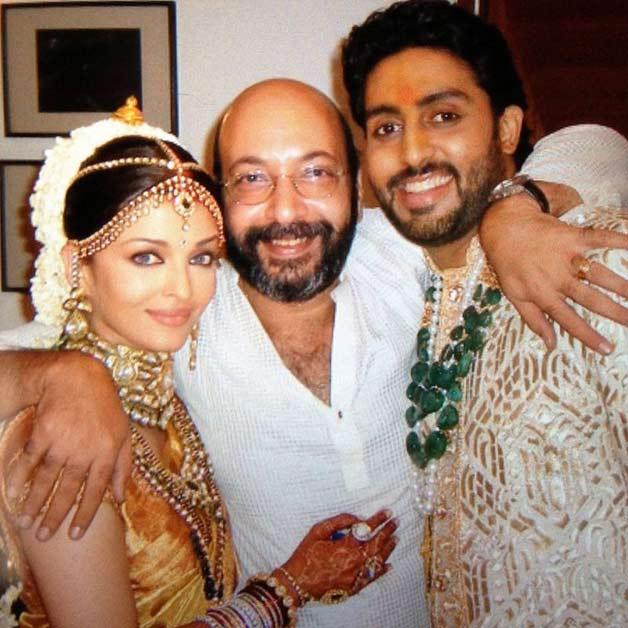 Aishwarya Rai and Abhishek Bachchan rare images