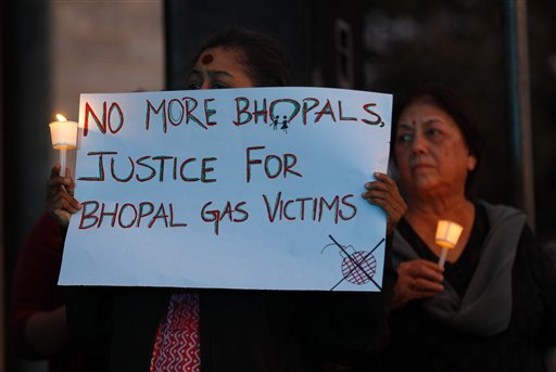 Bhopal Gas Tragedy Remembered