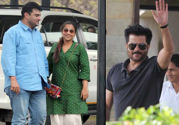 Bollywood celebs attends 50th birthday bash of Aamir Khan