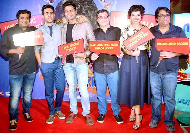 Bollywood celebs rock an interesting premiere of Hunterr