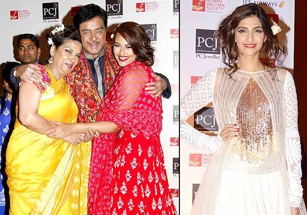 Bollywood dazzles at Shabana Azmi Annual Mijwan 2015 fashion show