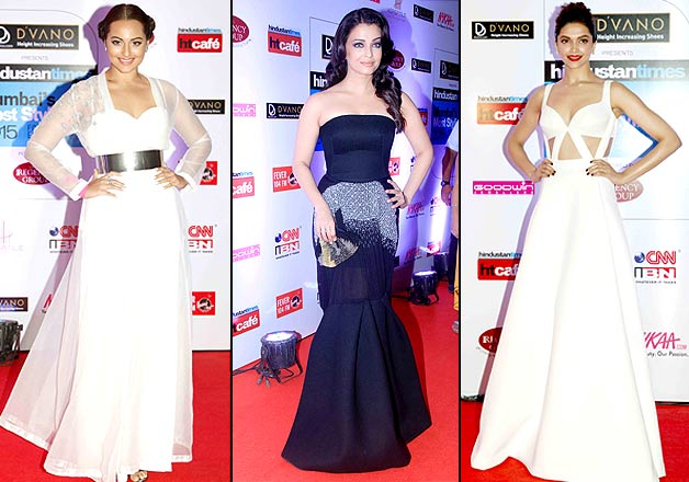 Bollywood divas dazzle at HT Most Stylish Awards 2015
