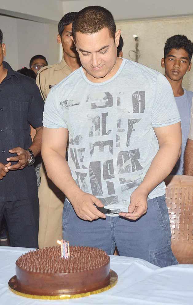 Bollywood perfectionist Aamir Khan turns 50