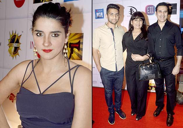 Celebs at Ghanta Awards 2015