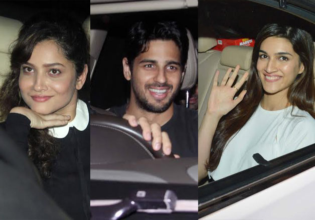 .Celebs at special screening of Fitoor at Yash Raj Studio