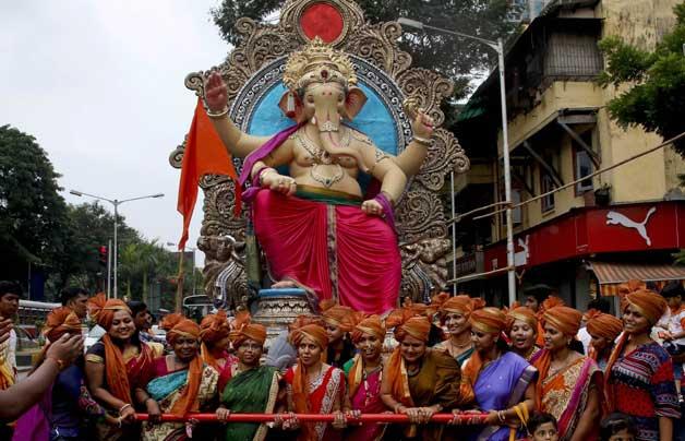 .Ganesh Chaturthi: Ganpati Bappa Morya echoes across streets
