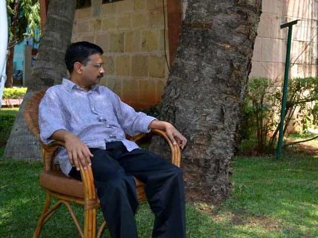Here is what CM Arvind Kejriwal is doing in Bengaluru