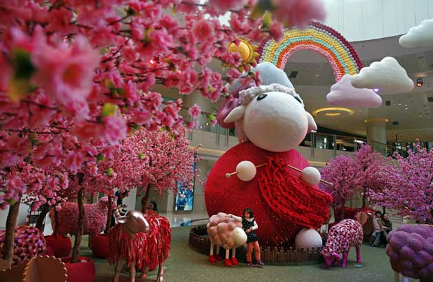 In Pics   Chinese New Year