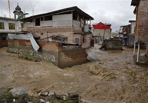 In pics: Jammu and Kashmir Floods 2015