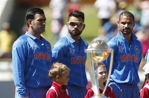 Ind vs UAE: Team India biggest World Cup win