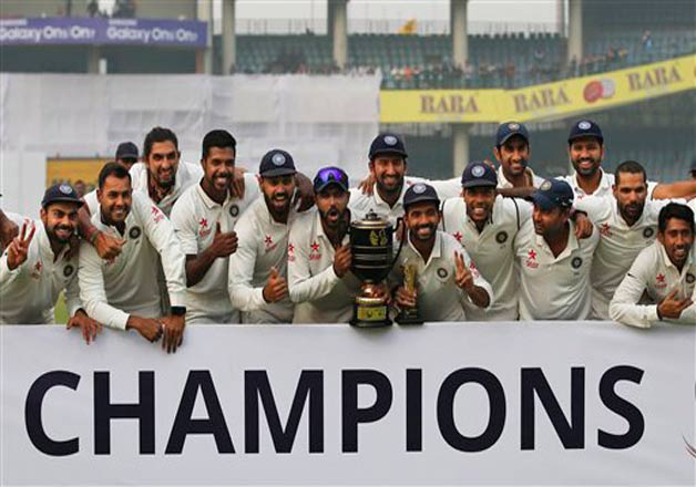 India beat South Africa at the Kotla, claim series 3 0