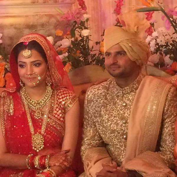 Inside pictures of Suresh Priyanka Wedding