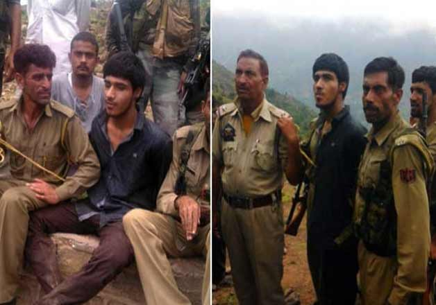 .J&K terror attack: 1 Pakistani militant caught alive