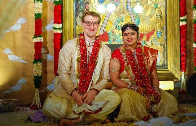 Jagapathi Babu daughter Meghana wedding pics