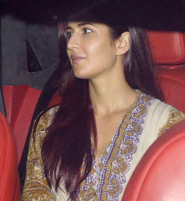 Katrina Ranbir hangs out with Siddharth