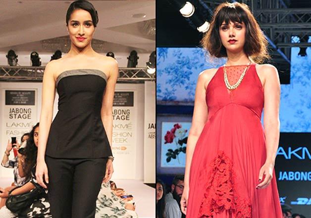 Lakme Fashion Week Day 2 stunners