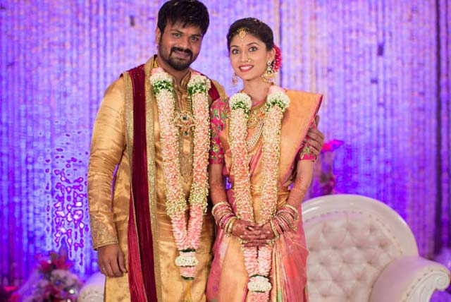Manchu Manoj engagement pics