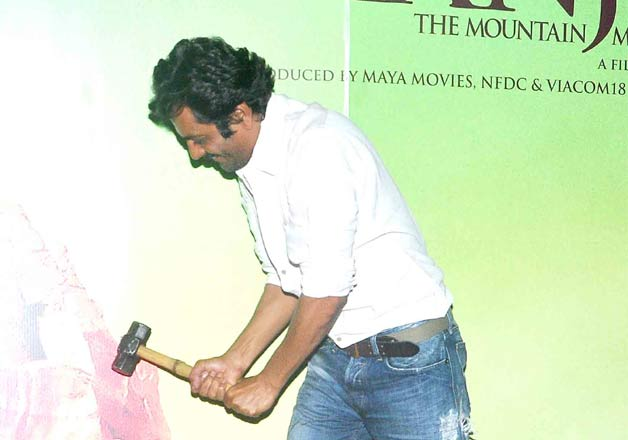 .Manjhi Special Screening