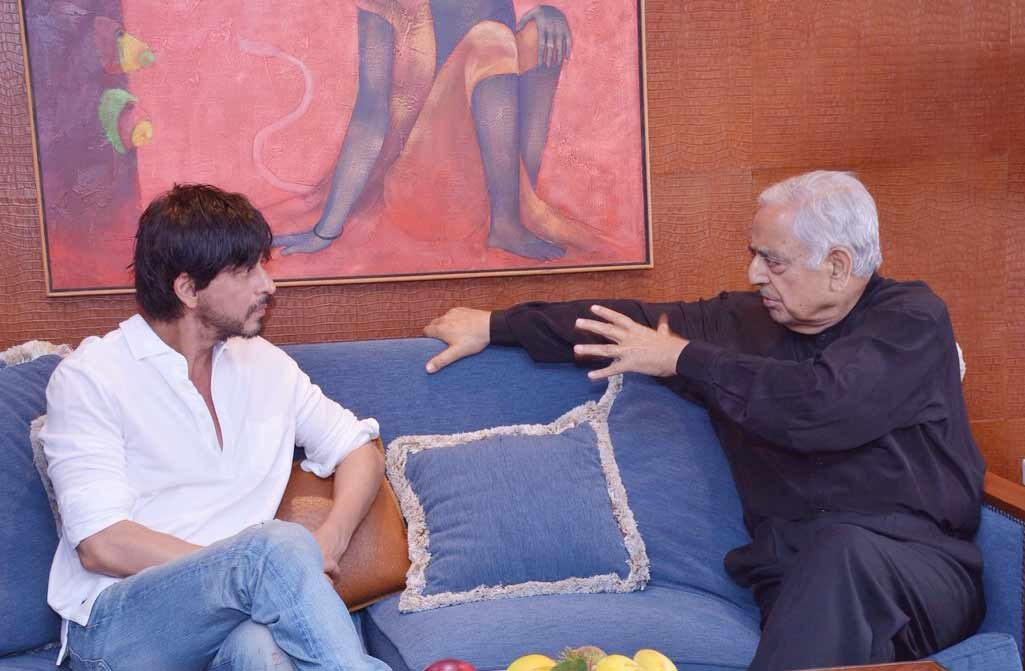 Mufti Mohammad Sayeed rendezvous with Bollywood