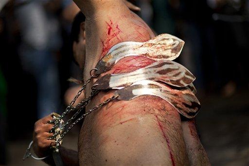 Muharram Procession in India