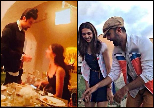 OMG...Ranbir Kapoor proposed Deepika Padukone