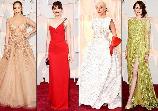 Oscars 2015-red carpet hits and misses