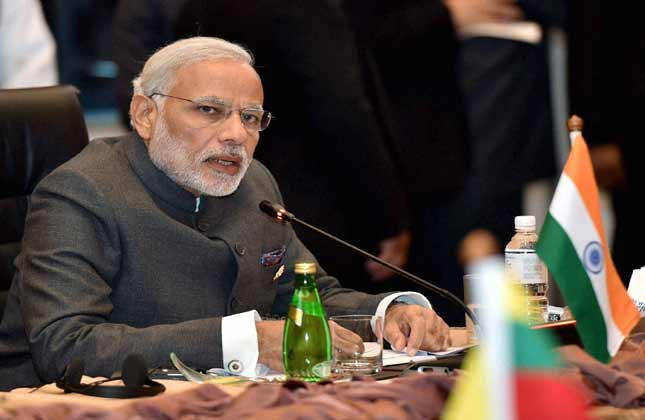 PM Narendra Modi addresses ASEAN Business and Investment Summit 2015