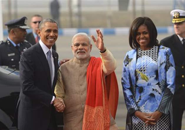 POTUS in India