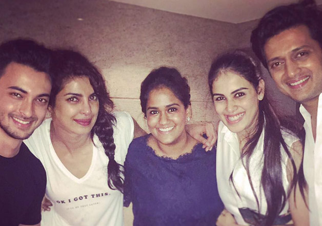 .Priyanka Chopra turns 33, celebrates birthday with friends