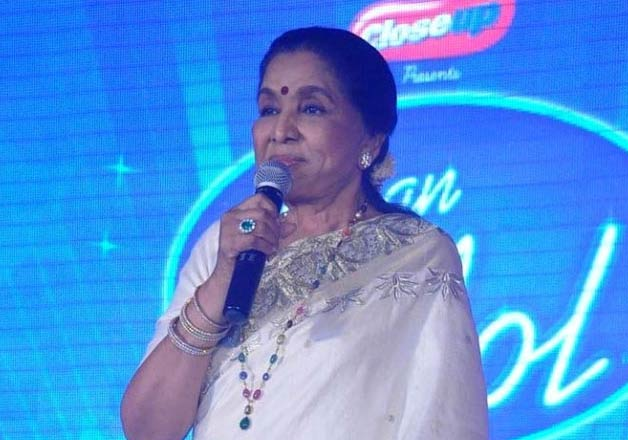 .Rare and unseen pics of melody queen Asha Bhosle