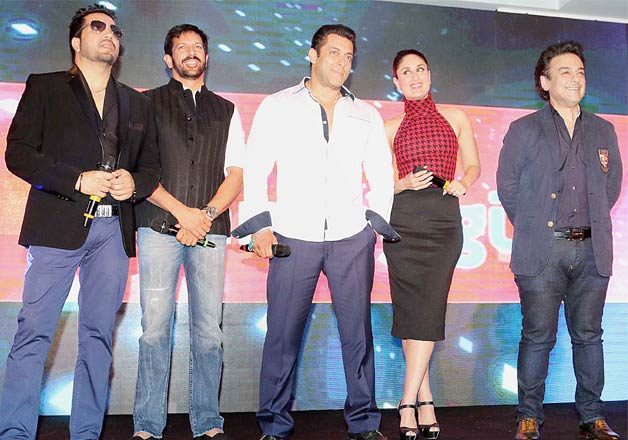 .Salman Khan promotes Bajrangi Bhaijaan in Delhi