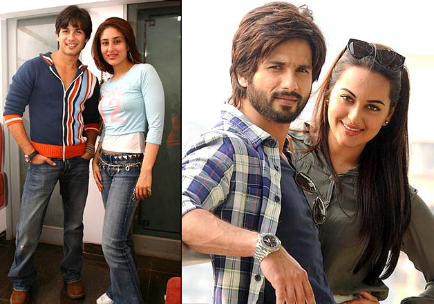 Shahid Kapoor and his famous affairs!