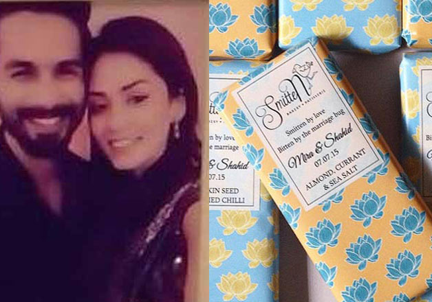 Shahid Mira Wedding Celebrations: A day before the wedding