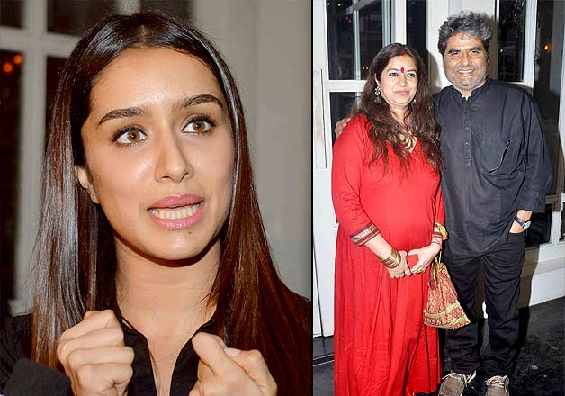Shraddha Kapoor and others celebrated Haider National Award win