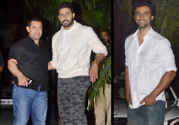 Starry wedding bash for Kunal Kapoor and Naina