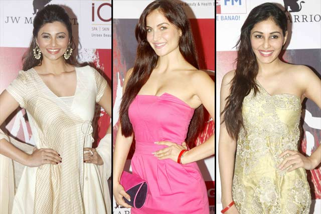 TV and Bollywood stars gather at Be With Beti charity brunch