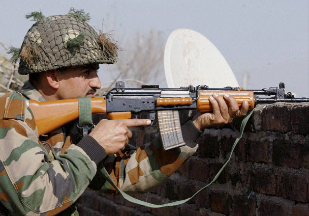 .Terrorists strike Indian Air Force base in Pathankot