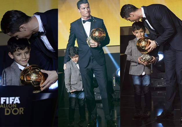 The best football player in world for 2014