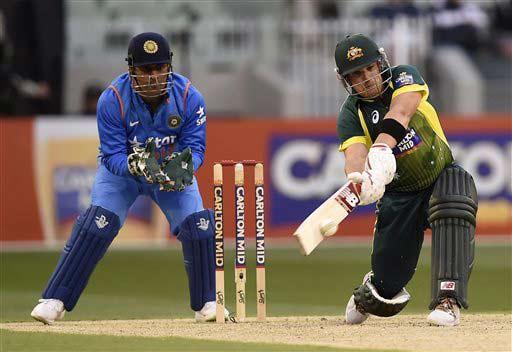 Tri series 2015: Australia vs India, 2nd ODI