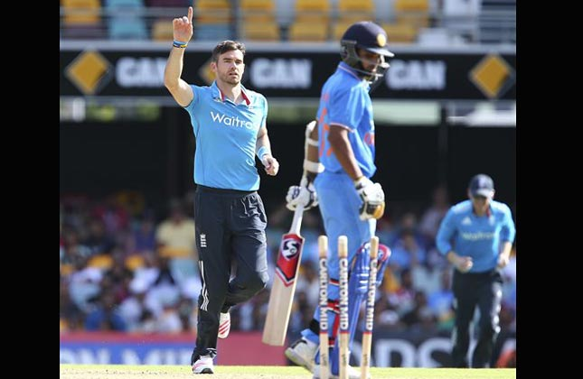 Tri-series 2015: England vs India, 3rd ODI