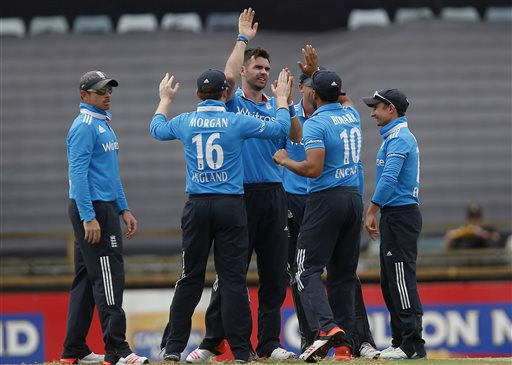 Tri-series 2015: England vs India, 6th ODI