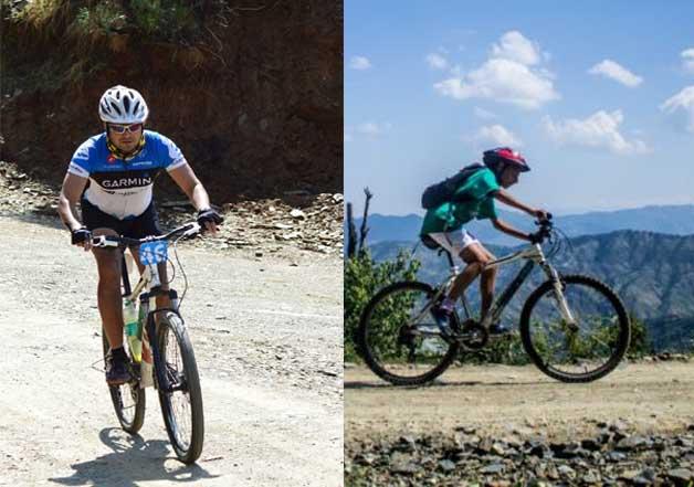UT MTB 2015: Adventure packed mountain biking in Shimla