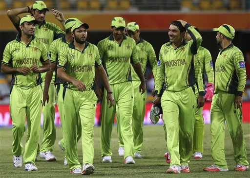 World Cup 2015  Pakistan beats Zimbabwe by 20 runs