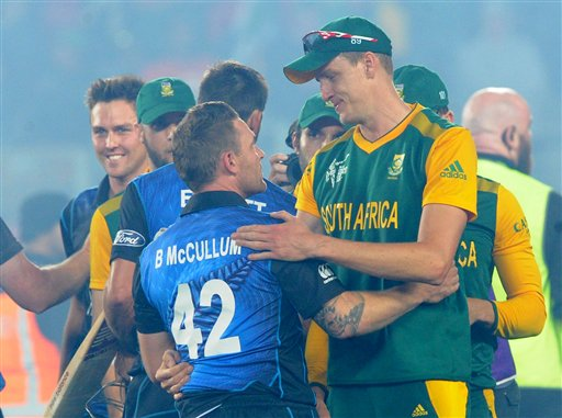 World Cup 2015: New Zealand beats South Africa, reaches final