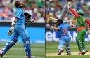 Funny Moments of India  Bangladesh World Cup 2015