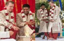 Indo American Gay Couple Neil Eli Wedding Album