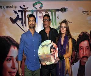 Music launch of film Saawariya